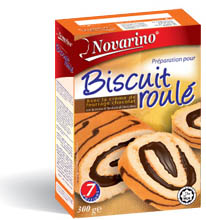 Biscuit roul�