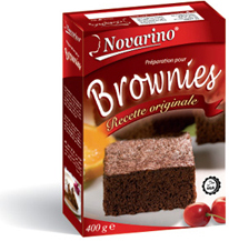 Gâteau Mix Brownies