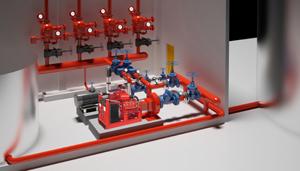 Étude technique du lots fluides & plomberie