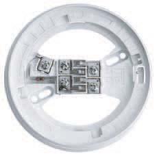 Socle pour détecteur Inim S390