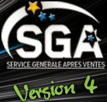 Logiciel de gestion de SAV : SGA