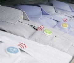 Antivol pour textile