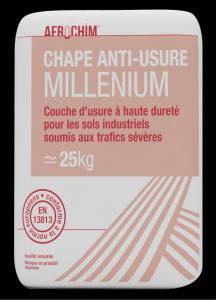 Durcisseur de surface:Chappe Anti Usure Millinium