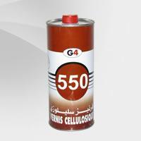 Vernis cellulosique incolore 550