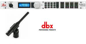 Processeurs dbx   driverackpa +  2 IN/6  OUT