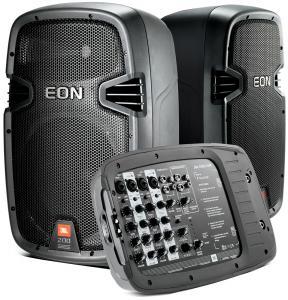 EON210P  JBL  systeme de diffusion 300 watt