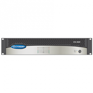 CROWN Amplificateur de puissance CTS 3000