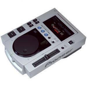 PIONEER - Platine CD avec 3 effets intégrés CDJ 100S