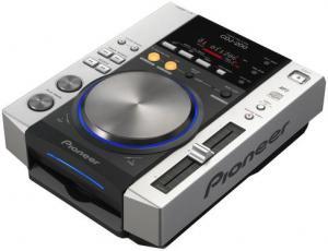 PIONEER - Platine CD MP3 avec 3 effets intégrés CDJ 200