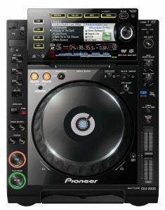 PIONEER - Platine CD Multiformats USB CDJ 2000