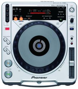 Lecteur CD MP3  pioneer cdj 800