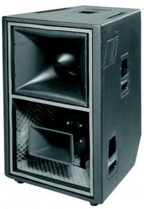 DAS Audio Enceinte 3 voies pavillonnées amplifiée
