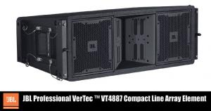 Enceinte Line Array 3 voies Vertec