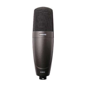 SHURE Microphone studio