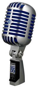 SHURE Microphone de chant dynamique