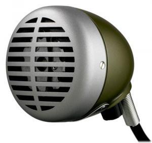 SHURE Microphone harmonica omni