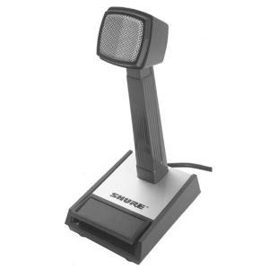 SHURE Microphone d'appel sur socle omni