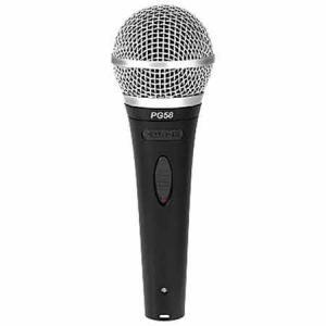 SHURE Microphone chant dynamique
