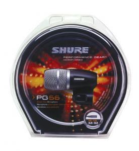 SHURE Microphone instrument dynamique