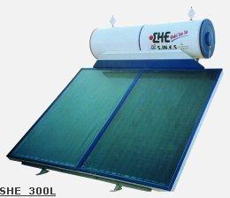 Chauffe-eau solaire: SHE 300 L