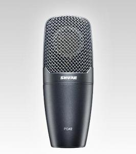 SHURE Micro statique voix