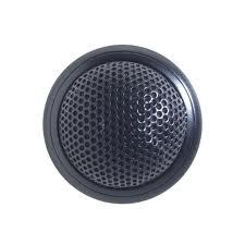 Micro bouton noir Cardioide SHURE