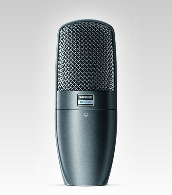 Microphone instrument SHURE