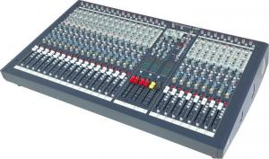 Table de mixage LX7II 32 voies soundcraft
