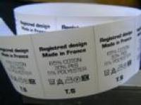 Bobine de polyamide pour impression étiquettes de composition