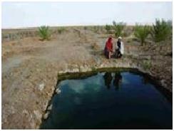 Analyse des eaux souterraines et de surface
