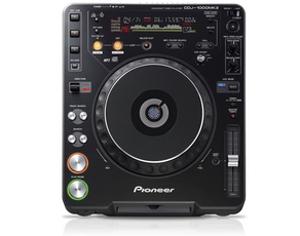Lecteur CD MP3 professionnel PIONEER