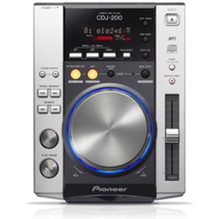 Lecteur CD MP3 PIONEER