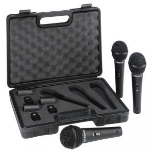 Microphone dynamique filaire