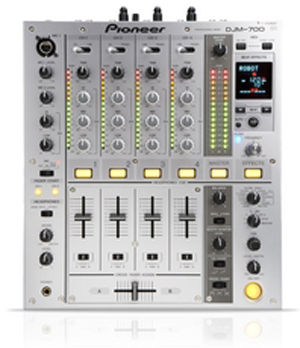 Table de mixage num�rique 4 voies professionnelle PIONEER