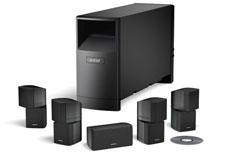 Syst鑝e d抏nceintes home cin閙a ACOUSTIMASS� 15 BOSE