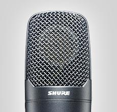 Vocal Microphone SHURE