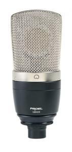 Condenser Microphone PROEL