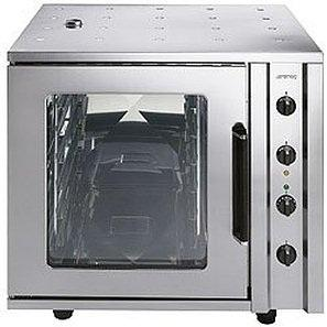 Four inox convection forcée