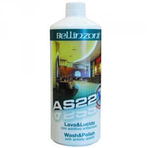 Nettoyant et polisseur anti-dérapant  AS22