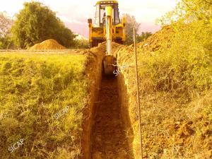 Travaux publics pour construction légère et aménagement paysager