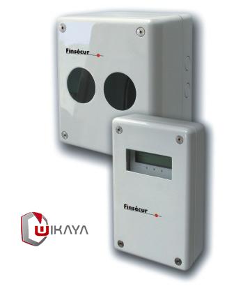 Détecteur lineaire de fumée Boreal  FINSECURE