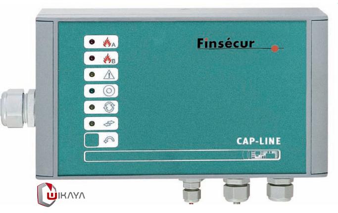 Détecteur linéaire de chaleur CAP LINE