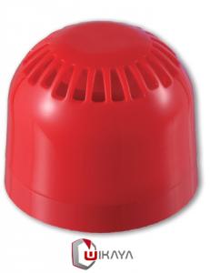 Sirène base petite rouge