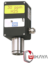 Transmetteur de gaz toxiques et oxygène (O2) GFG