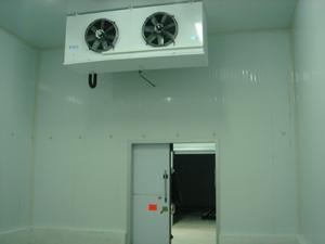 Entrepôt frigorifique