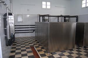 Système de refroidissement instantané de lait