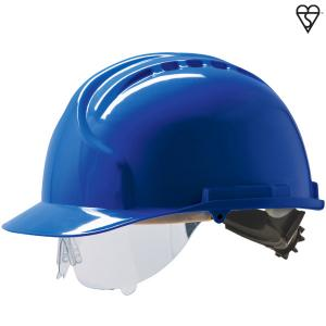 Casques de protection & lunette rétractable  JSP