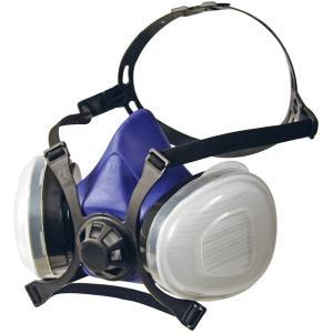 Masque de protection avec cartouches filtres JSP