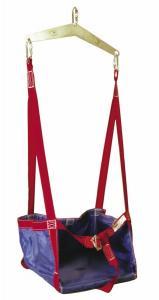 Chaise en polyamide pour travail à la verticale IRUDEK