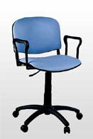 Meuble de bureau: Chaise opérateur ISO TR